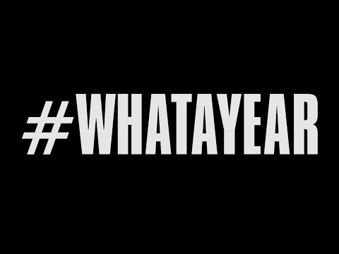 #WHATAYEAR - BIG SEAN (2015)