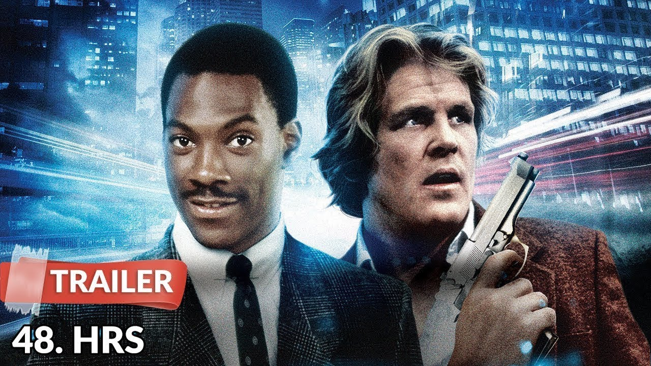 48 Hrs. 1982 Trailer HD | Nick Nolte | Eddie Murphy