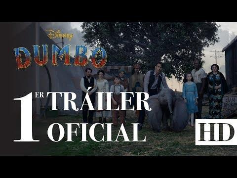 Dumbo, de Disney – Tráiler oficial #1 (Subtitulado)
