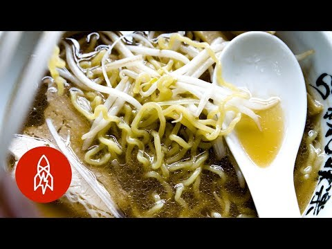 The Journey To Japan's Most Remote Ramen Shop
