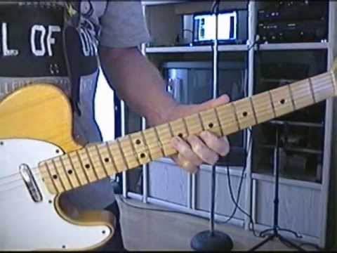 Download Born To Be Blue - The Mavericks - Guitar Solo
