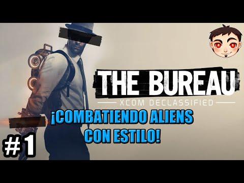 The Bureau: XCOM Declassified #1 - ¡COMBATIENDO ALIENS CON ESTILO!