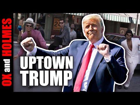 Uptown TRUMP Parody to Uptown Funk - TRUMP 2020