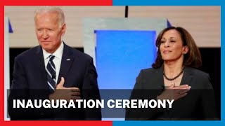BIDEN INAUGURATION: Joe Biden takes over from Donald Trump; he will be sworn in at Capitol Hill