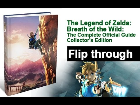 zelda breath of the wild complete official guide pdf