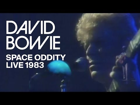 David Bowie - Space Oddity (Live, 1983)