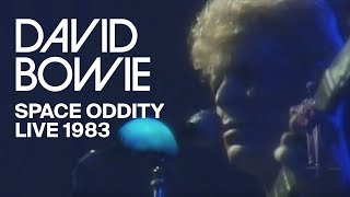 David Bowie - Space Oddity (Live)