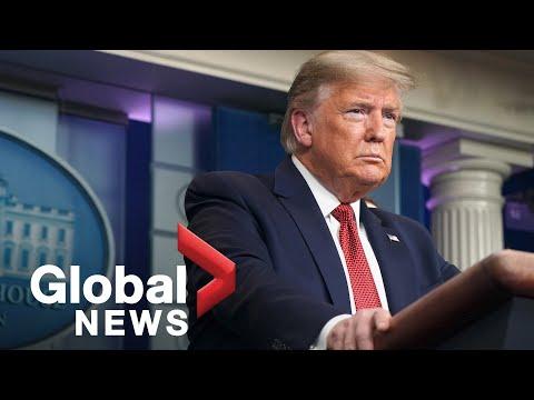 "Coronavirus Outbreak: Trump Says He Won't Do Anything ""rash Or Hastily"" Regarding Restrictions"