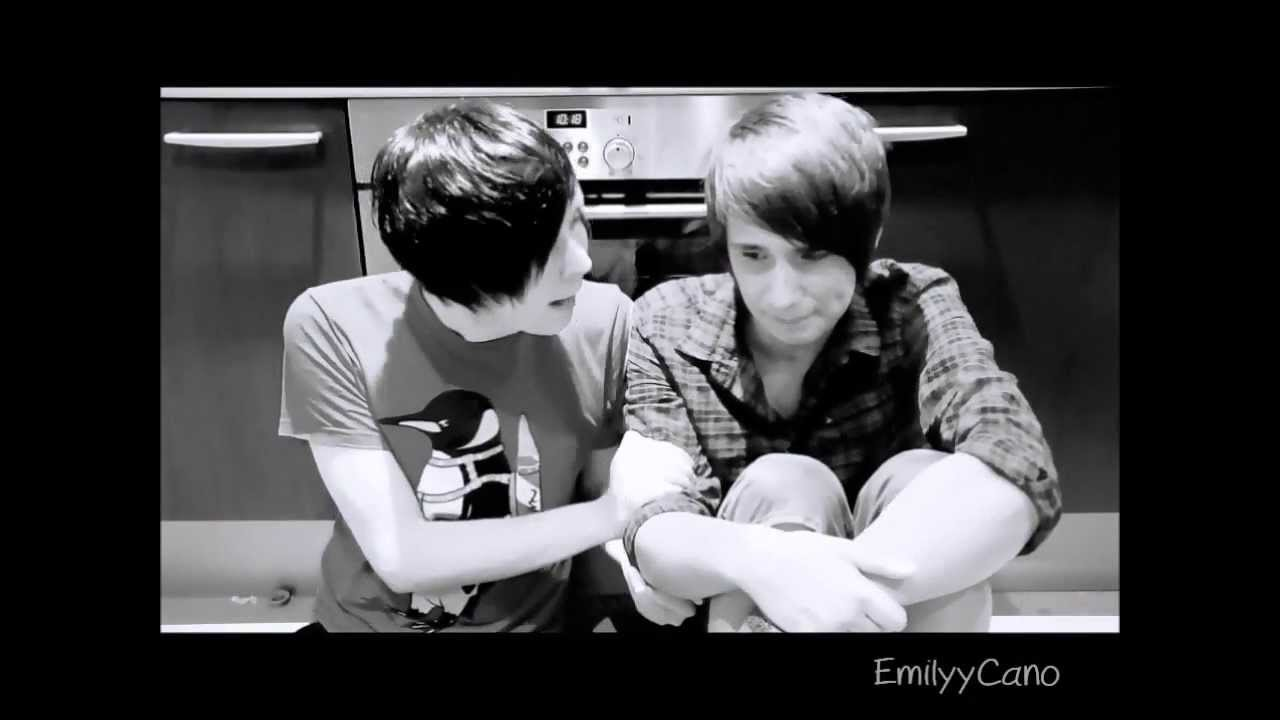 I Cried For You On The Kitchen Floor Dan Phil When Youre Gone Youtube
