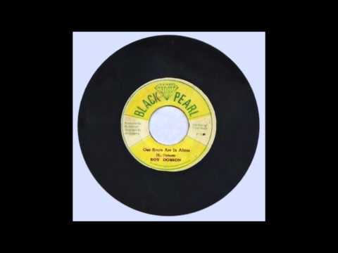 7'' Roy Dobson - Our Roots Are In Africa & Dub
