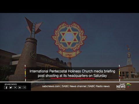 International Pentecostal Holiness Church media briefing