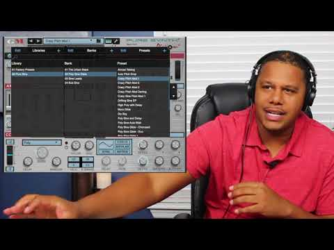 Pure Synth Platinum Version 2 - Sound Demo 1