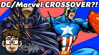 Marvel/DC Crossover (Amalgam Comics Explained) - Comic Drake