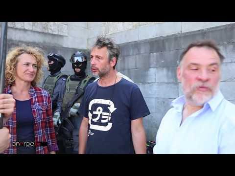 Youtube: Tournage«Tueurs» de François Troukens