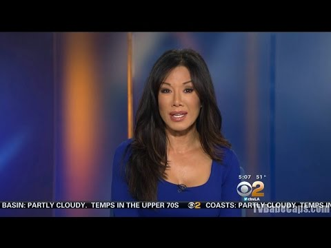 Sharon Tay - CBS2 Los Angeles HD 03/03/2016