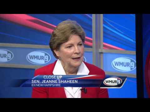 CloseUP: Jeanne Shaheen on Syrian refugee crisis