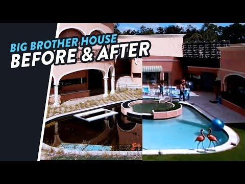 THE 2014 ABANDONED BIG BROTHER HOUSE