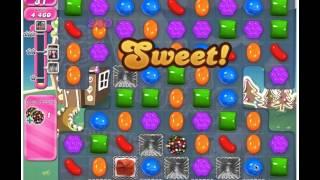 Candy Crush Saga Level 153 - 3 Stars No Boosters