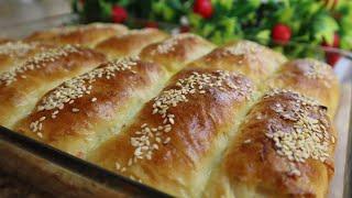 Булочки С Плавленным Сыром Обязательно Попробуйте Приготовить Мягкие Нежные Булочки