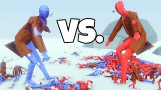 Totally Accurate Battle Simulator gameplay