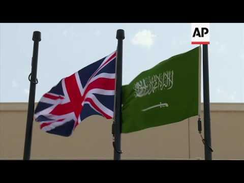 May makes first visit to Saudi Arabia as UK PM Mp3