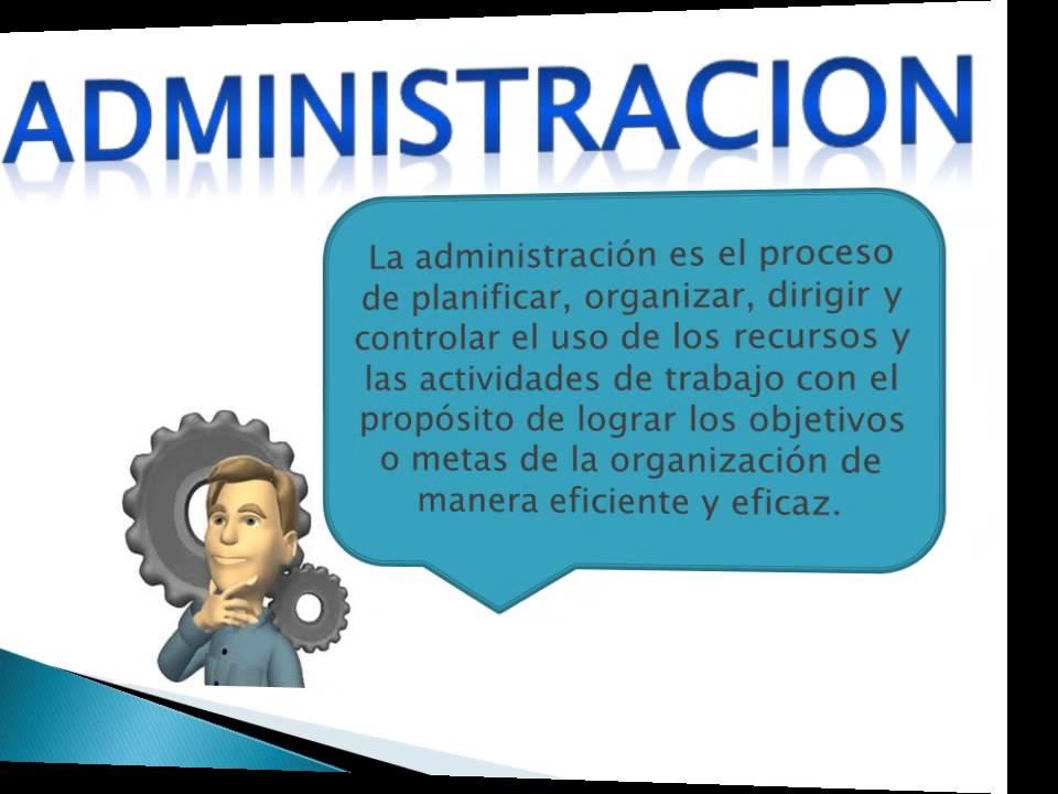 Conceptos basicos de administracion educativa youtube for Nociones basicas de oficina concepto