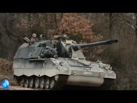 Germany to expand army and send tanks to Lithuania