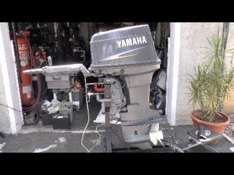 How To Install A Yamaha Outboard Tiller Handle