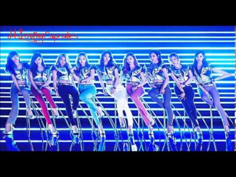 Girls' Generation - Galaxy Supernova [Full Audio With Lyrics]