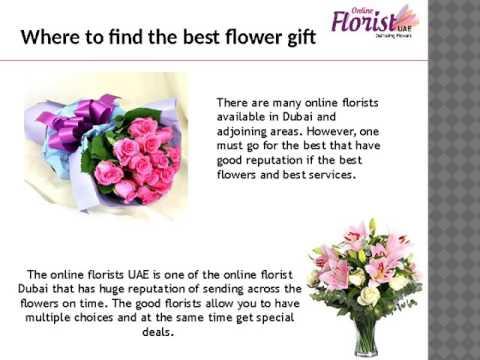 florist dubai