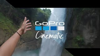 【裏技】GoProで撮影した素材をCinematicに編集する方法