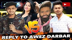 REPLY TO AWEZ DARBAR AND ADNAN 07 || TIKTOK VS YOUTUBE || AMIR SIDDIQUE || COMMON RAJ