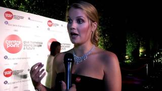 Lady Kitty Spencer: 'Centrepoint turns lives around'