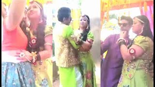 Bharti Singh Mehndi Ceremony - Bharti Ki Shaadi - Bharti Wedding In Goa