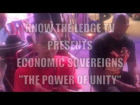 KNOW THE LEDGE TV presents ECONOMIC SOVEREIGNTY