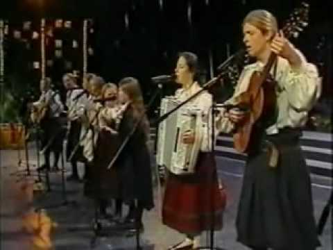 Kelly family - Amazing Grace 1989 (Live in east Germany)