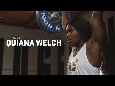 Meet Quiana Welch | JTSstrength.com