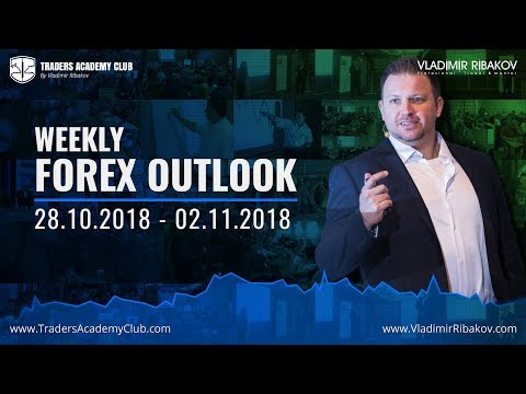 Forex Weekly Forecast 28 October To 2nd November 2018 - By V