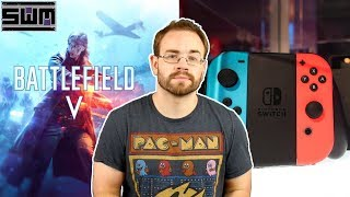 Nintendo Introduces A Cheaper Switch Set Up And Battlefield V Won't Have Loot Boxes?! | News Wave