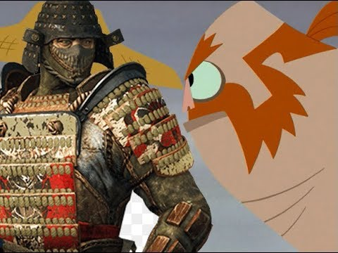 [For Honor] The extremely aggressive Highlander (rep 50) Season 6 duels