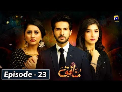 Munafiq - Episode 23 - 26th Feb 2020 - HAR PAL GEO