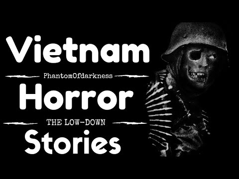 True Scary Vietnam Veteran Ghost Story Reads