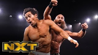 Tommaso Ciampa vs. Angel Garza: WWE NXT, Oct. 16, 2019