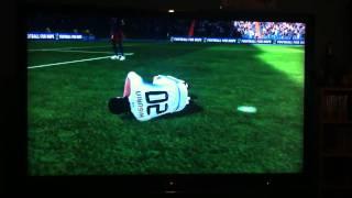 Fifa 11 - Paro cardiaco de Higuaín