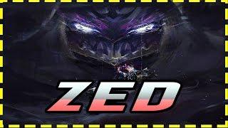 ZED.EXE | League of Legends | 360°