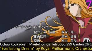 My Top Anime Openings of Summer 2004