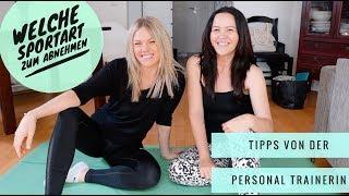 DER BESTE SPORT ZUM ABNEHMEN! Profi Tipps von Personal Trainerin Linda Penkhues. 30 Tage Challenge