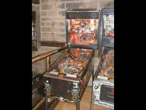 Pinball Machines /