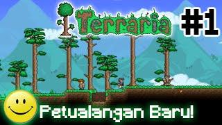Terraria Indonesia - Petualangan Baru! (1)