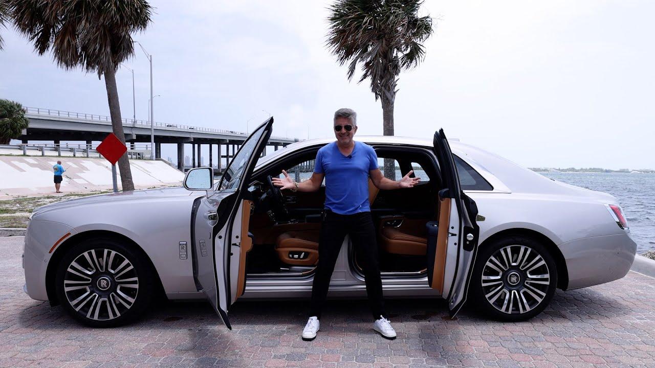 $500 mil • Rolls-Royce Ghost 2021 • Mira por qué los vale
